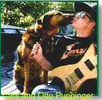 Cats and Otto Puppinger