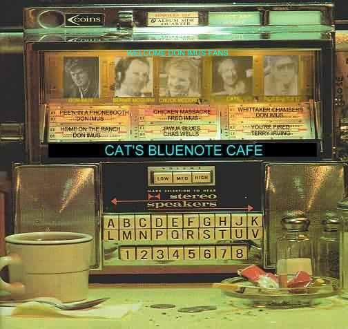 Enter Cats Bluenote Cafe